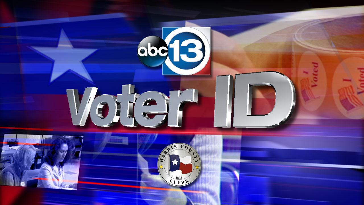 Make sure you take your ID to the polls!