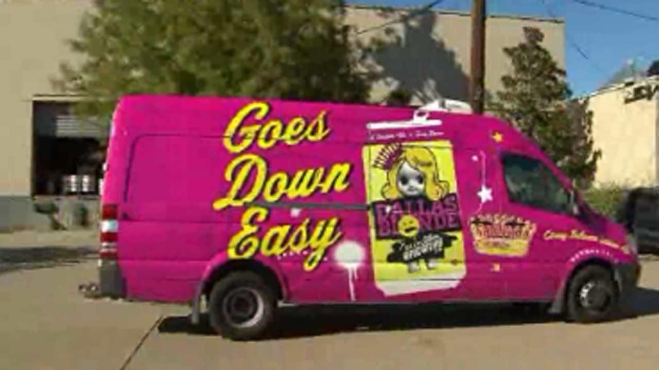 Texas brewery under fire for slogan 'goes down easy'