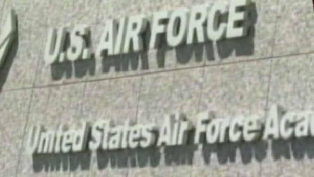 Air Force Academy may drop 'God' from oath