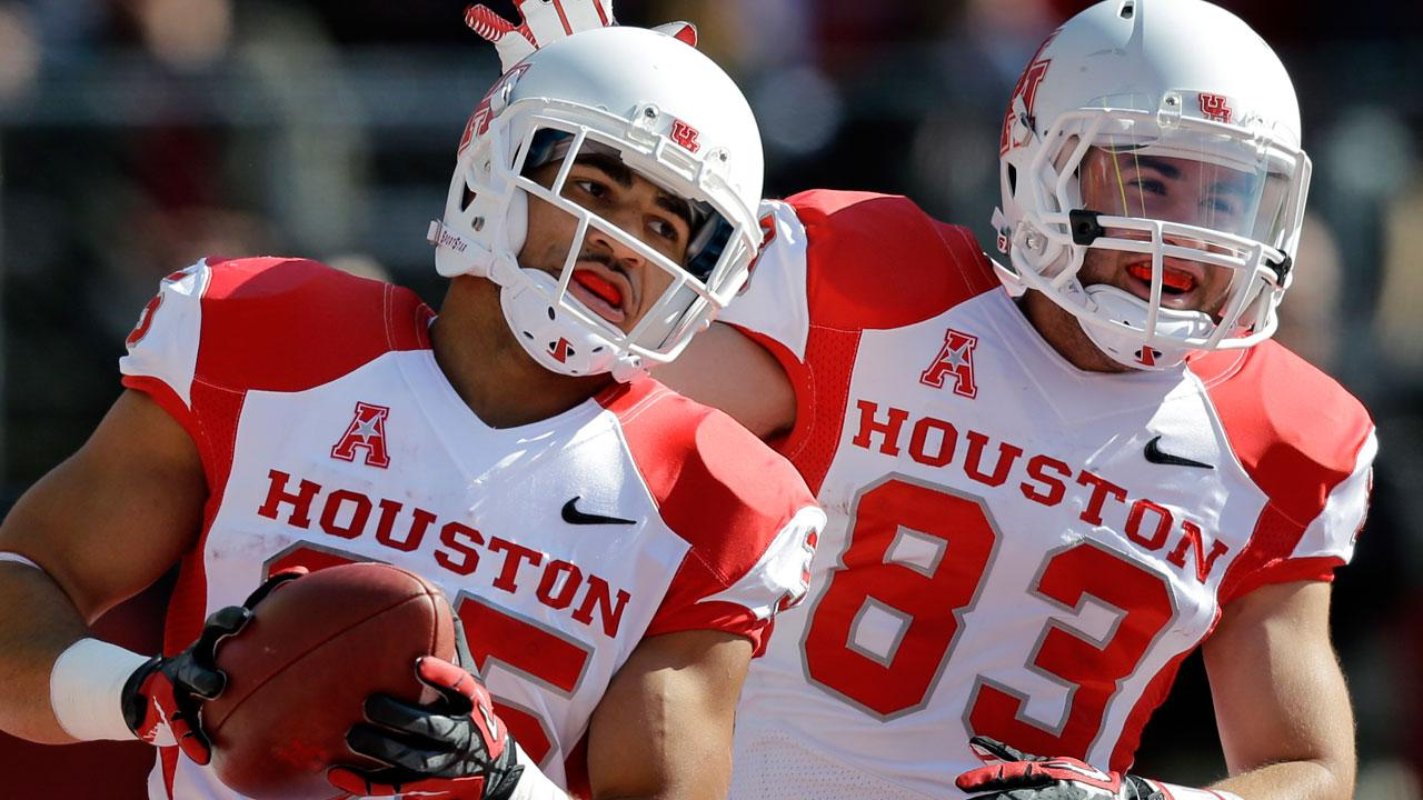 Houston beats Rutgers