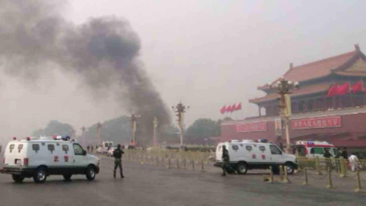 Report: Crash at Beijing's Forbidden City kills 3