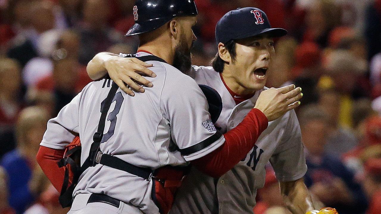 Red Sox vs. Cardinals