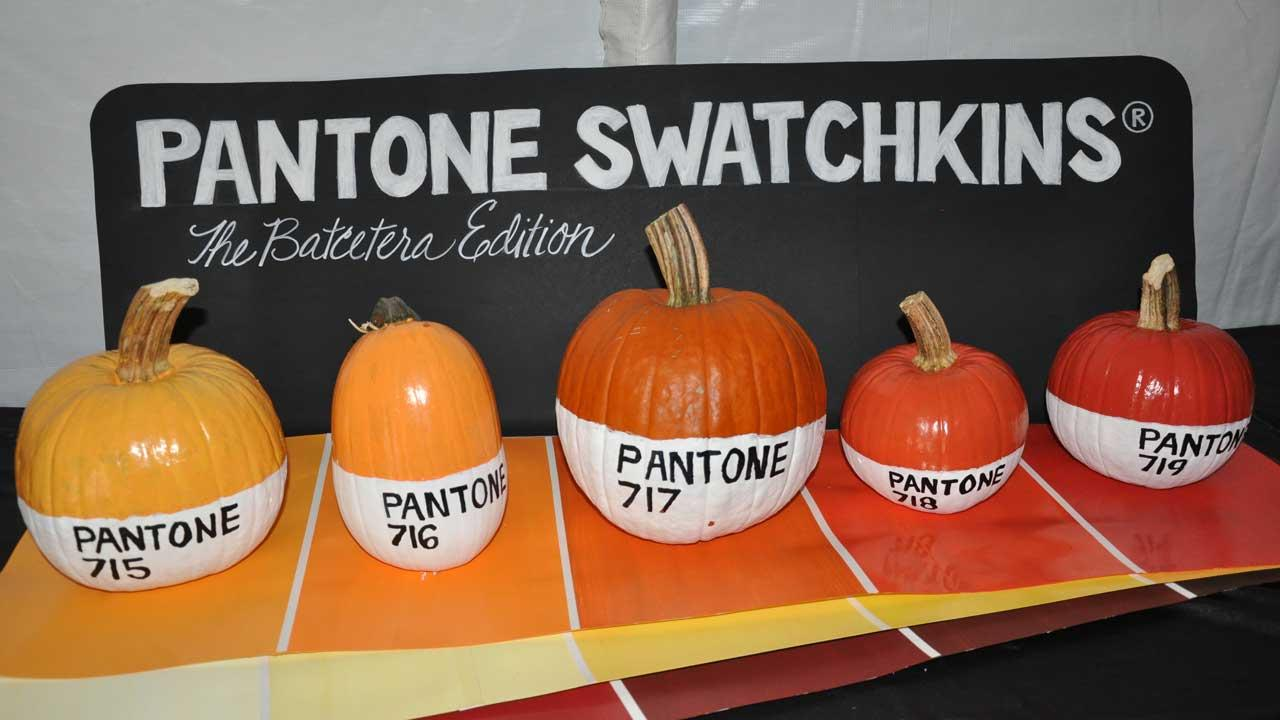 Photos from the Annual Pumpkin Carving Contest -- Cast your vote for your favorite at <a hrefhttp://www.batcetera.com./ target_blank>batcetera.com</a>Blanca Beltran