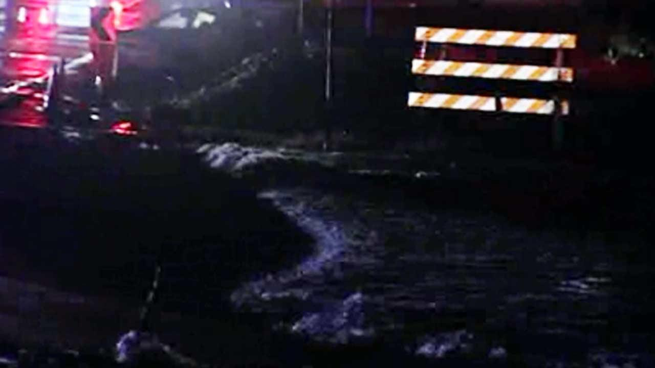 More than foot of rain falls during Central Texas storms