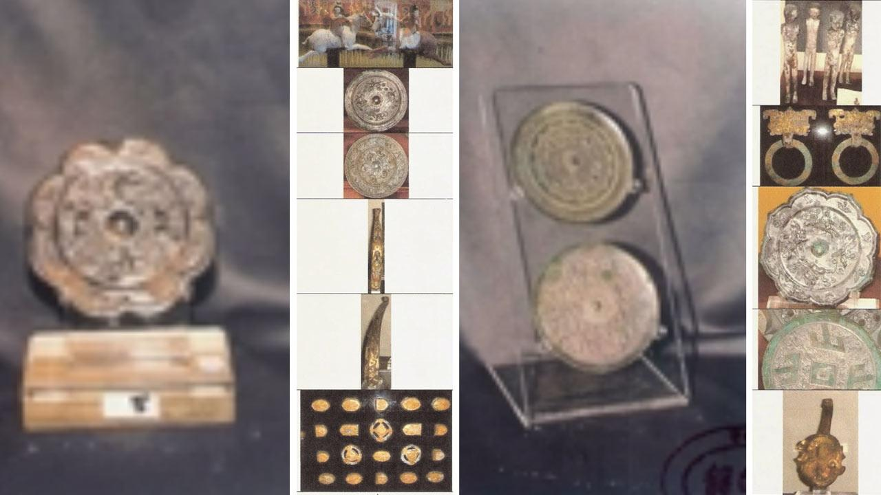 Antiques stolen