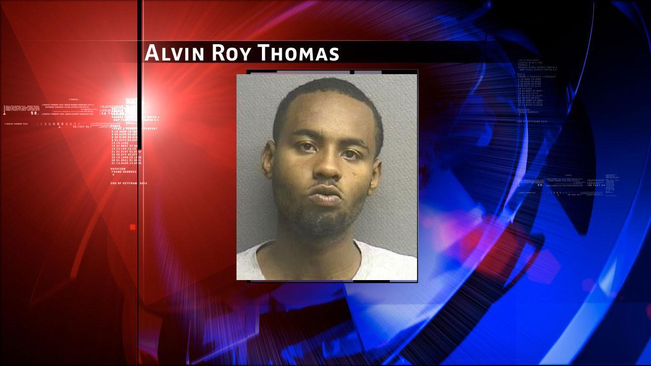 Alvin Roy Thomas