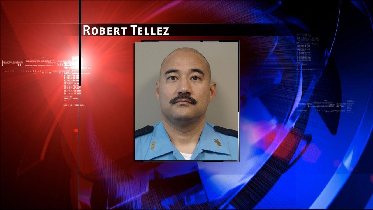 Sergeant Robert Tellez