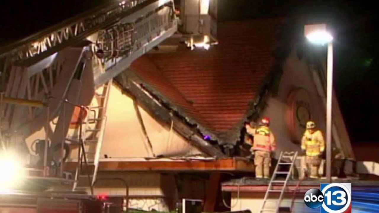 House of Pies fire