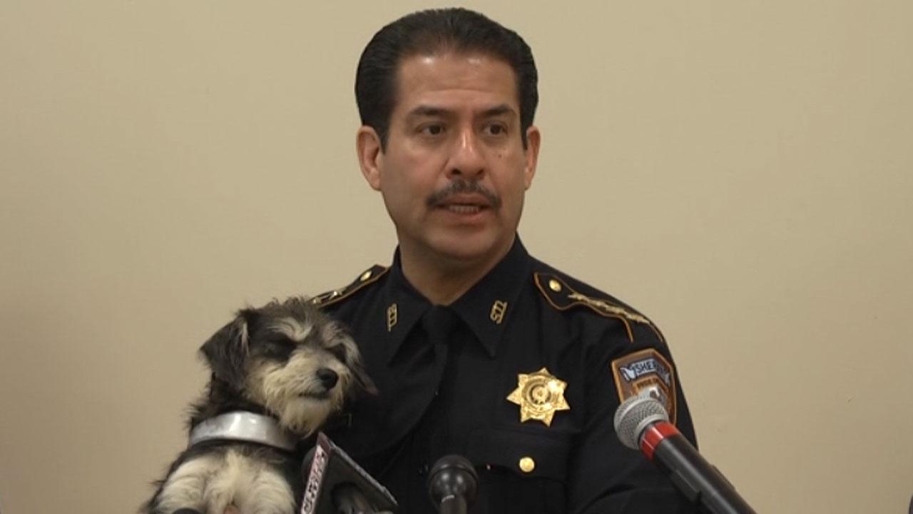 Sheriff Adrian Garcia