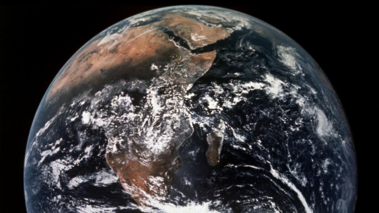 File image: Earth