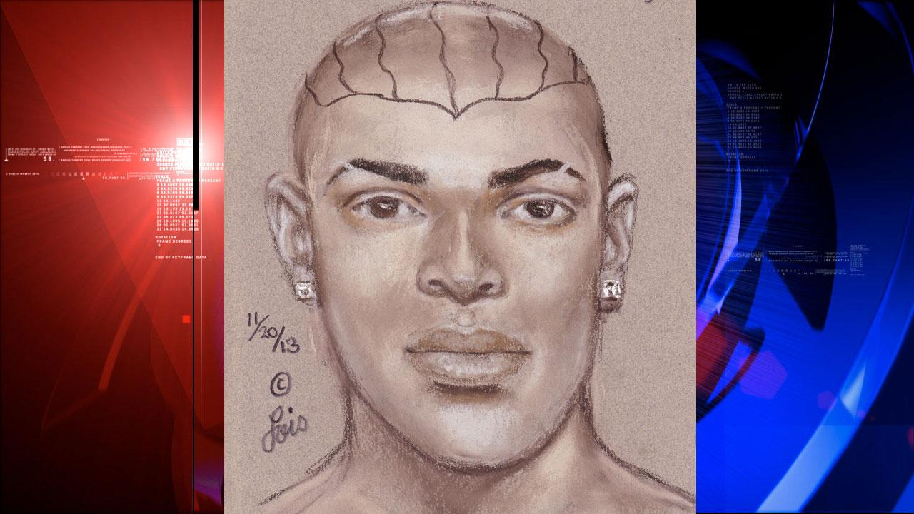 Rosenberg sex assault suspect sketch