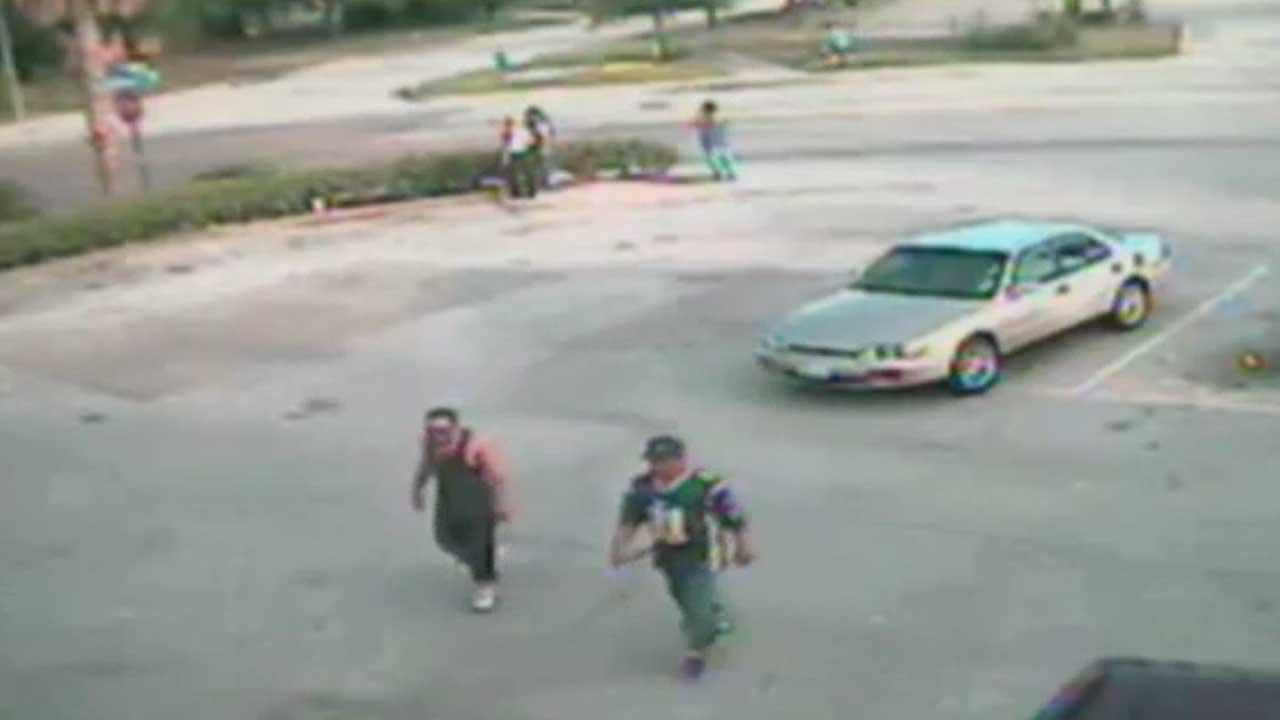 Video released of suspects in aggravated robbery in NW Houston