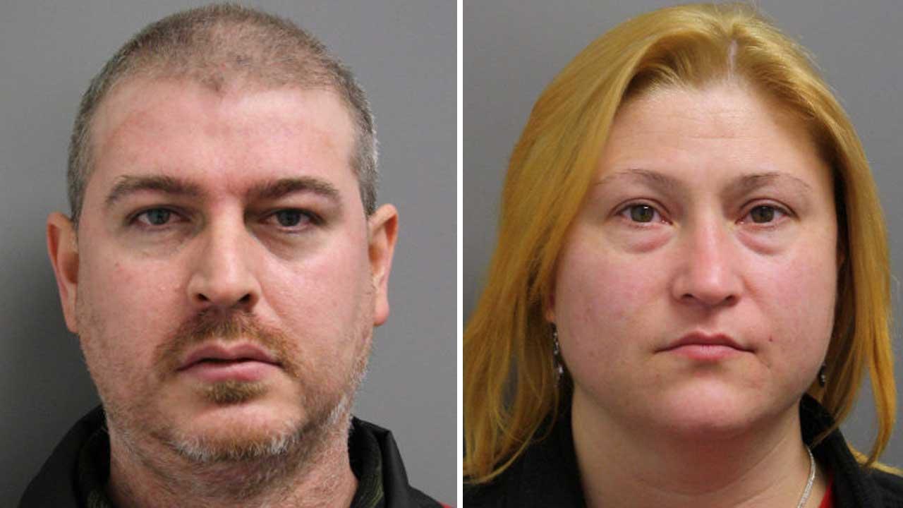 Herman Toney, 35, and Shelley Sheffield, 40