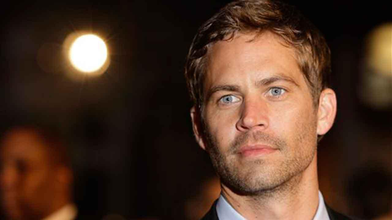 U.S. actor Paul Walker