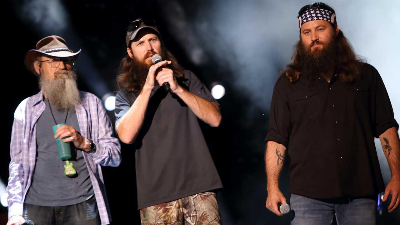 Duck Dynasty <span class=meta>(AP photo)</span>