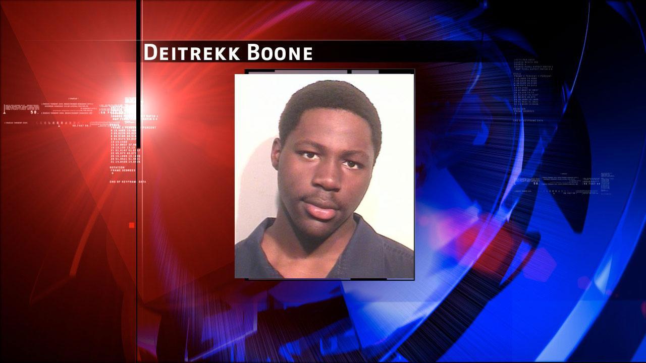 Deitrekk Boone