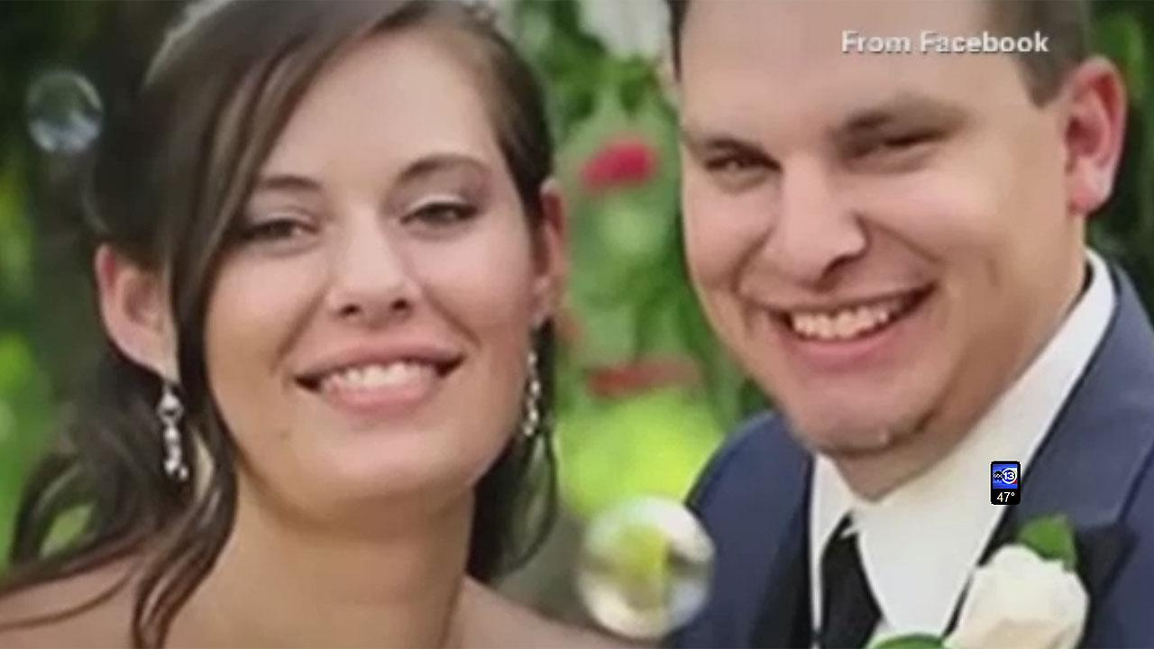 Bride accused of pushing husband off cliff pleads guilty