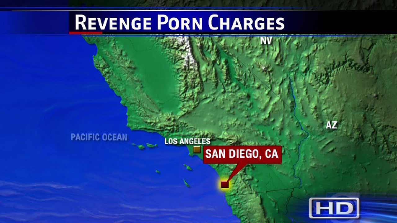 California man accused of running 'revenge porn' site
