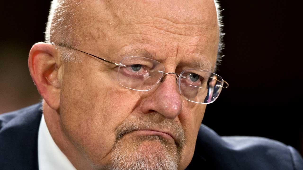 I responded in what I thought was the most truthful or least untruthful manner, by saying, No. </p><P> - Director of National Intelligence James Clapper, broadcast interview, June 8, 2013 (describing his Senate committee hearing testimony denying the NSA collects data on Americans) AP photo