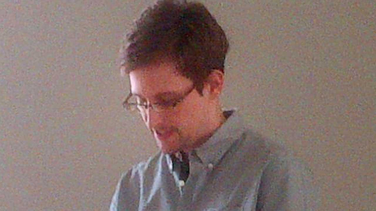 Edward Snowden <span class=meta>(AP photo)</span>