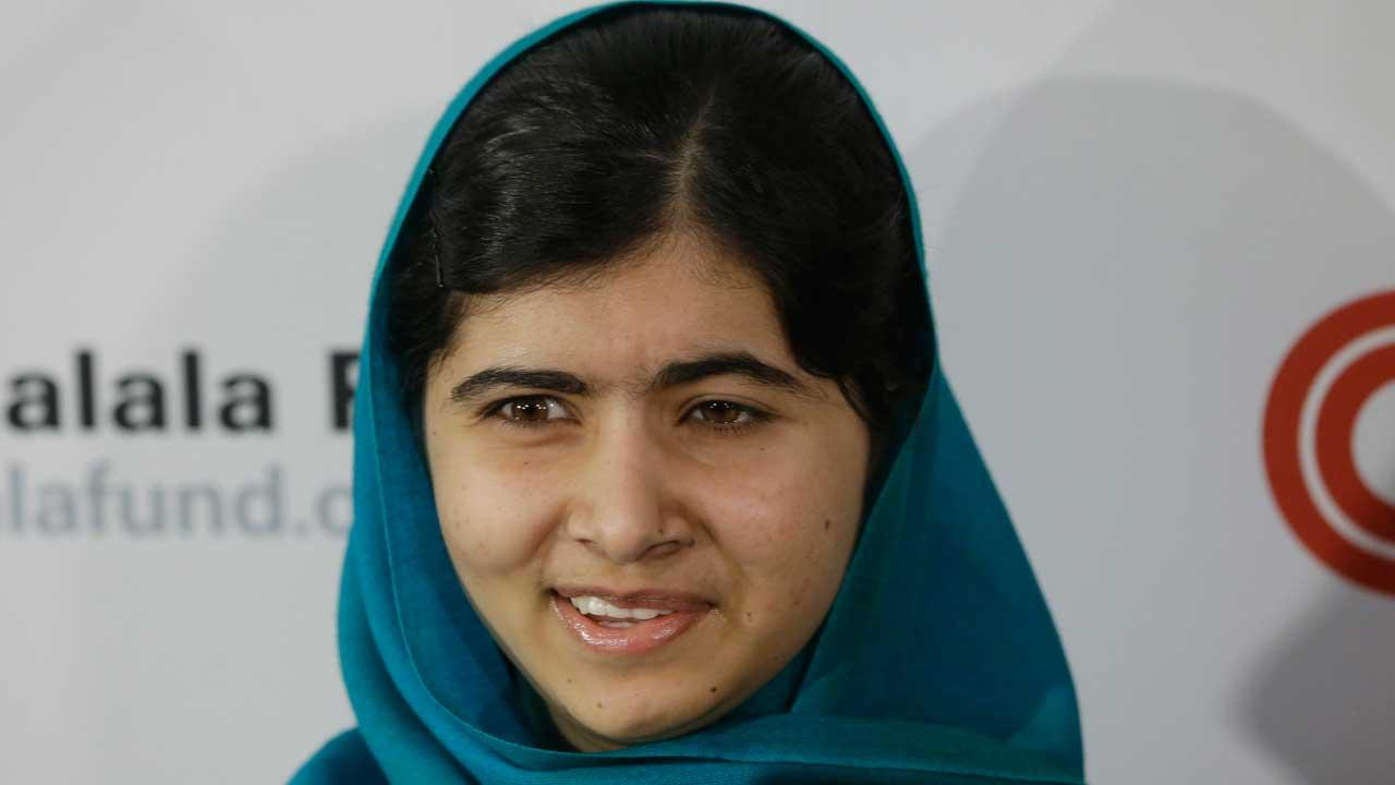 So let us wage a glorious struggle against illiteracy, poverty and terrorism, let us pick up our books and our pens, they are the most powerful weapons.</p><P>  - Malala Yousafzai, Pakistani schoolgirl who campaigns for girls education, speech to United Nations General Assembly, July 12, 2013  <span class=meta>(AP photo)</span>