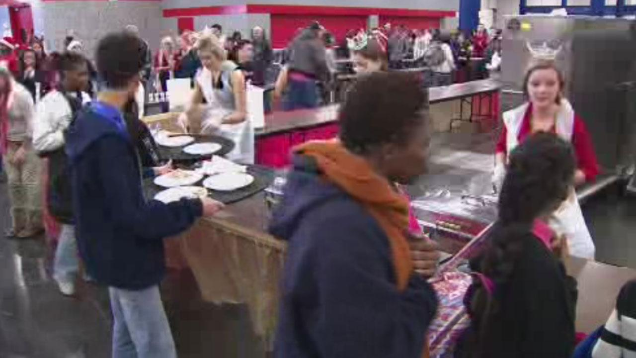 Christmas Eve Big Feast at George R. Brown Convention Center