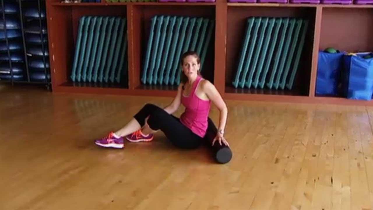 Release upper back tension