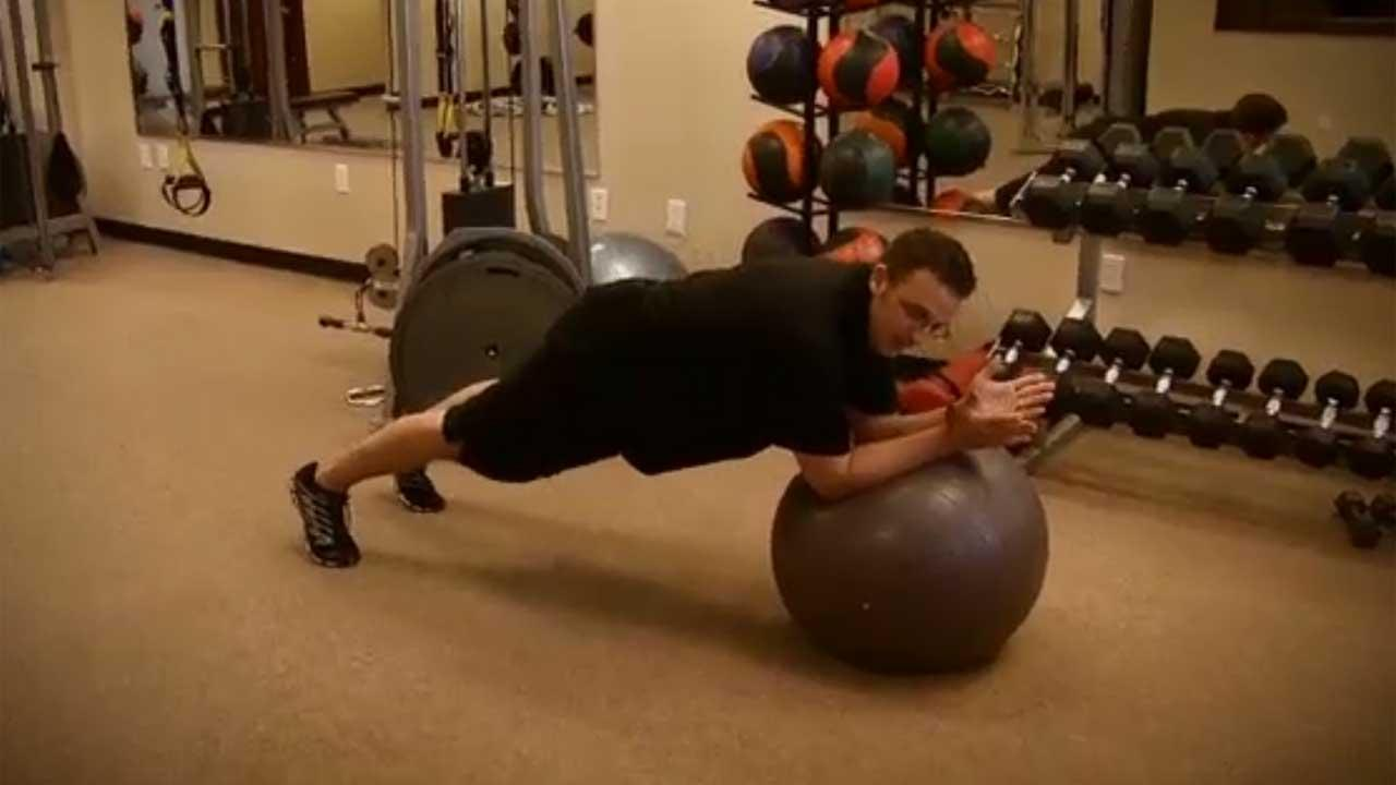 Alternative for machine workouts