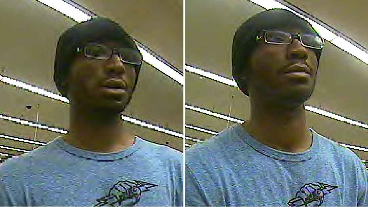 If you recognize this suspect, call Crime Stoppers at 713-222-TIPS or the Houston office of the FBI at 713-693-5000