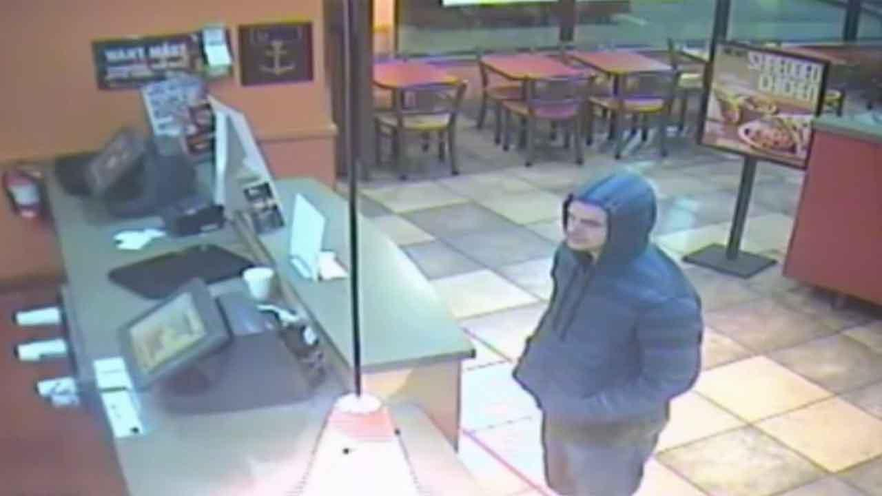 Video from attempted robbery at west Harris County restaurant released
