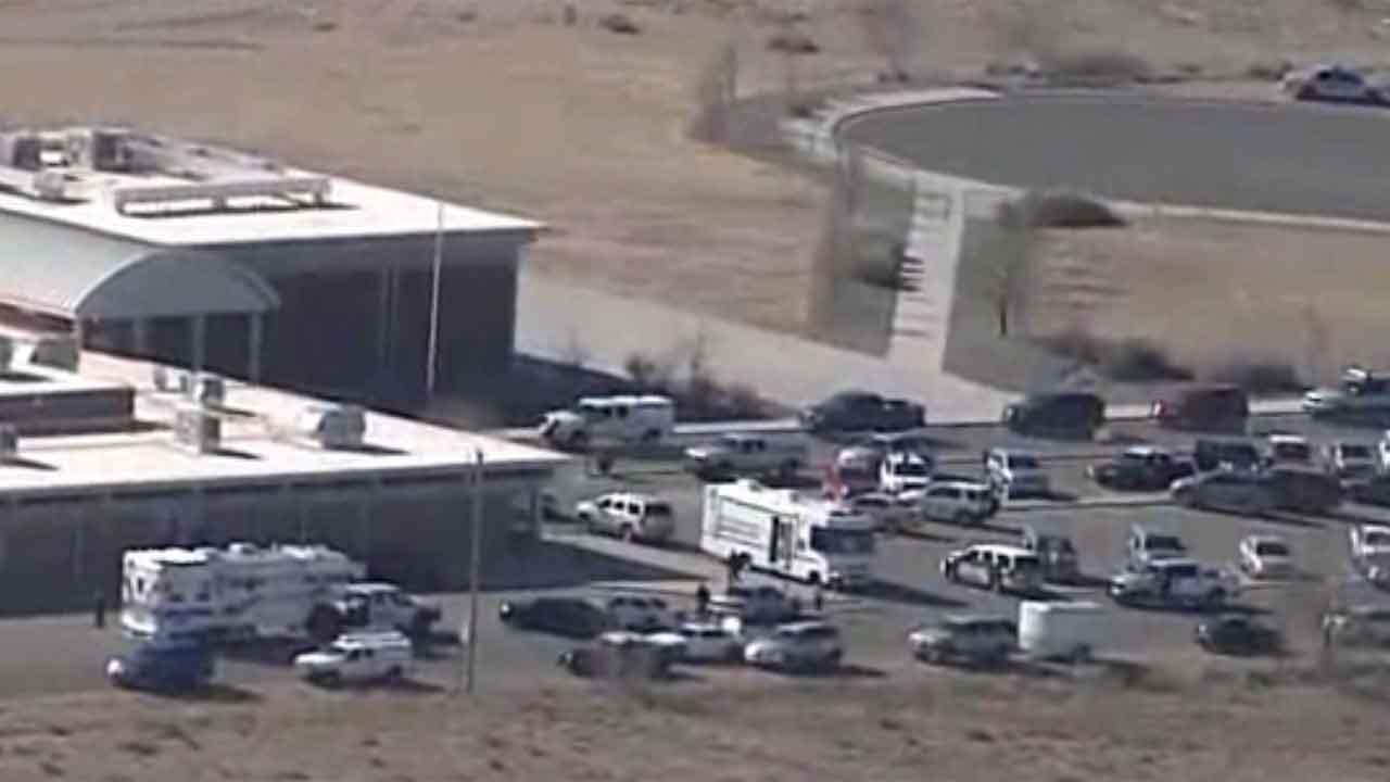 Student of New Mexico shooting: 'Blood everywhere'