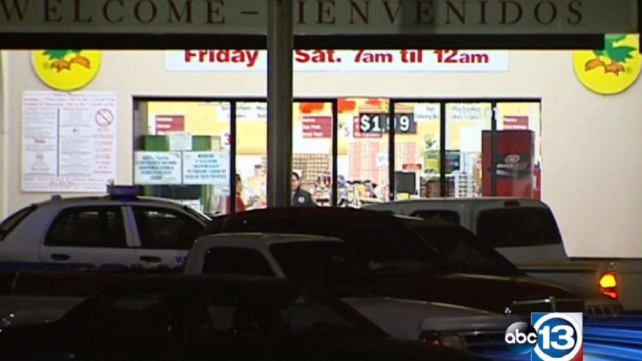 Fiesta store robbery