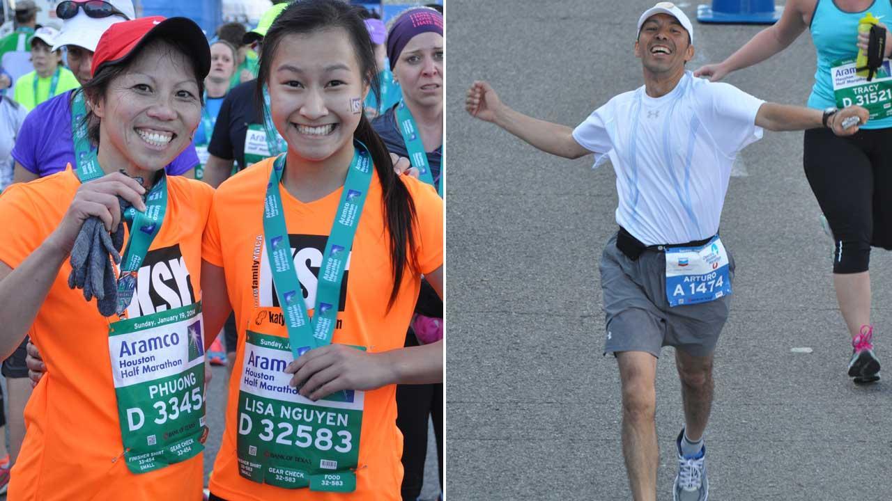 Lottery dates for 2015 Chevron Houston Marathon and Aramco Houston Half Marathon announced