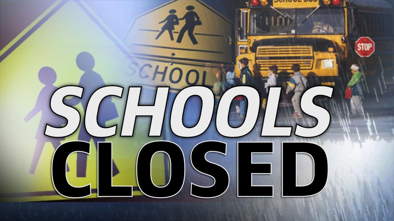 School closings/delays around Houston area