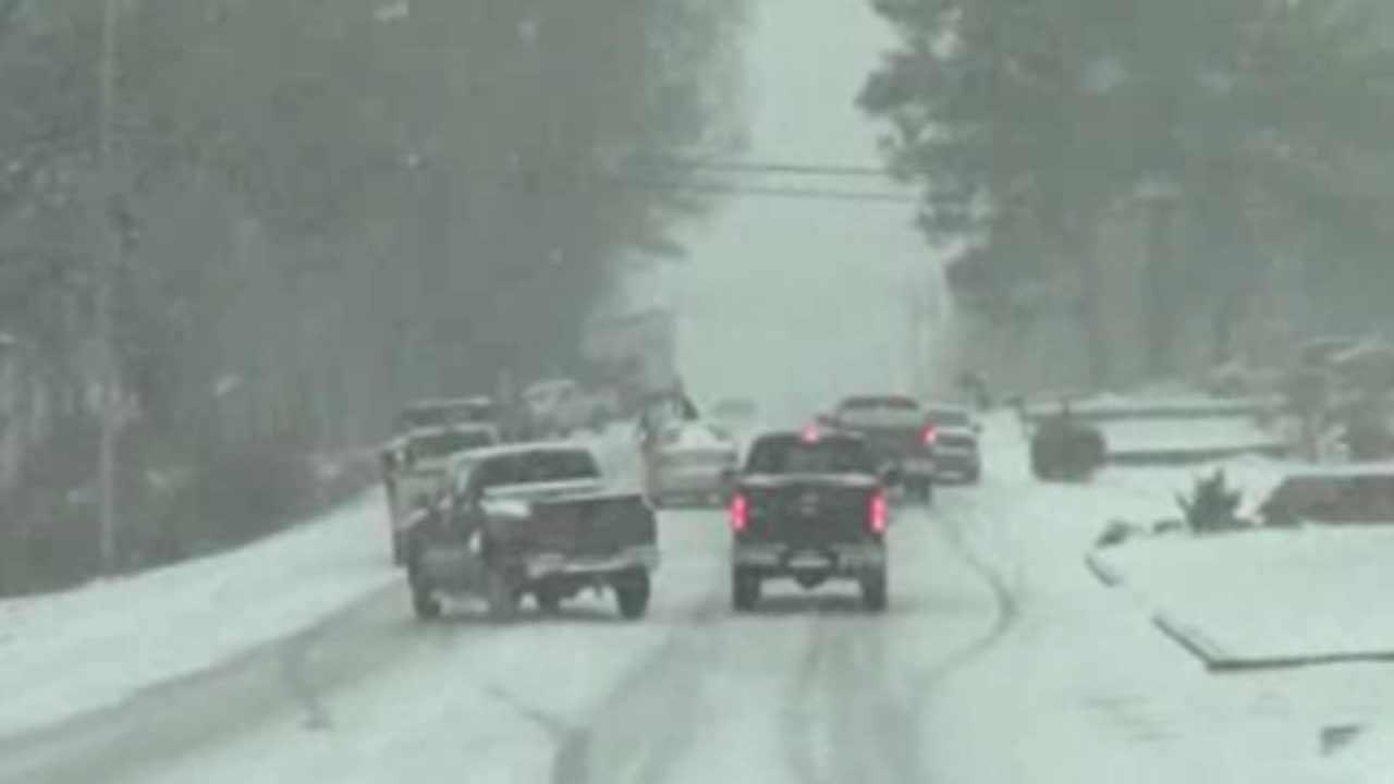 2 days after snow, Atlanta roads still treacherous
