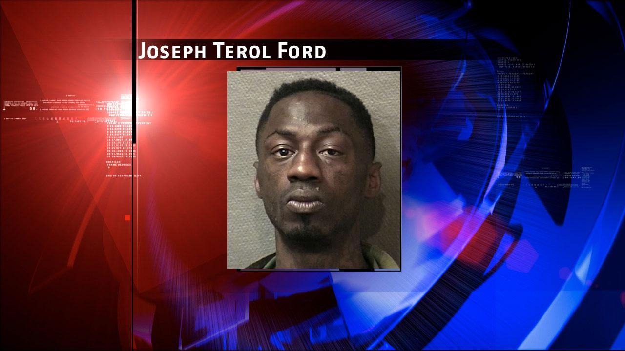 Joseph Terol Ford