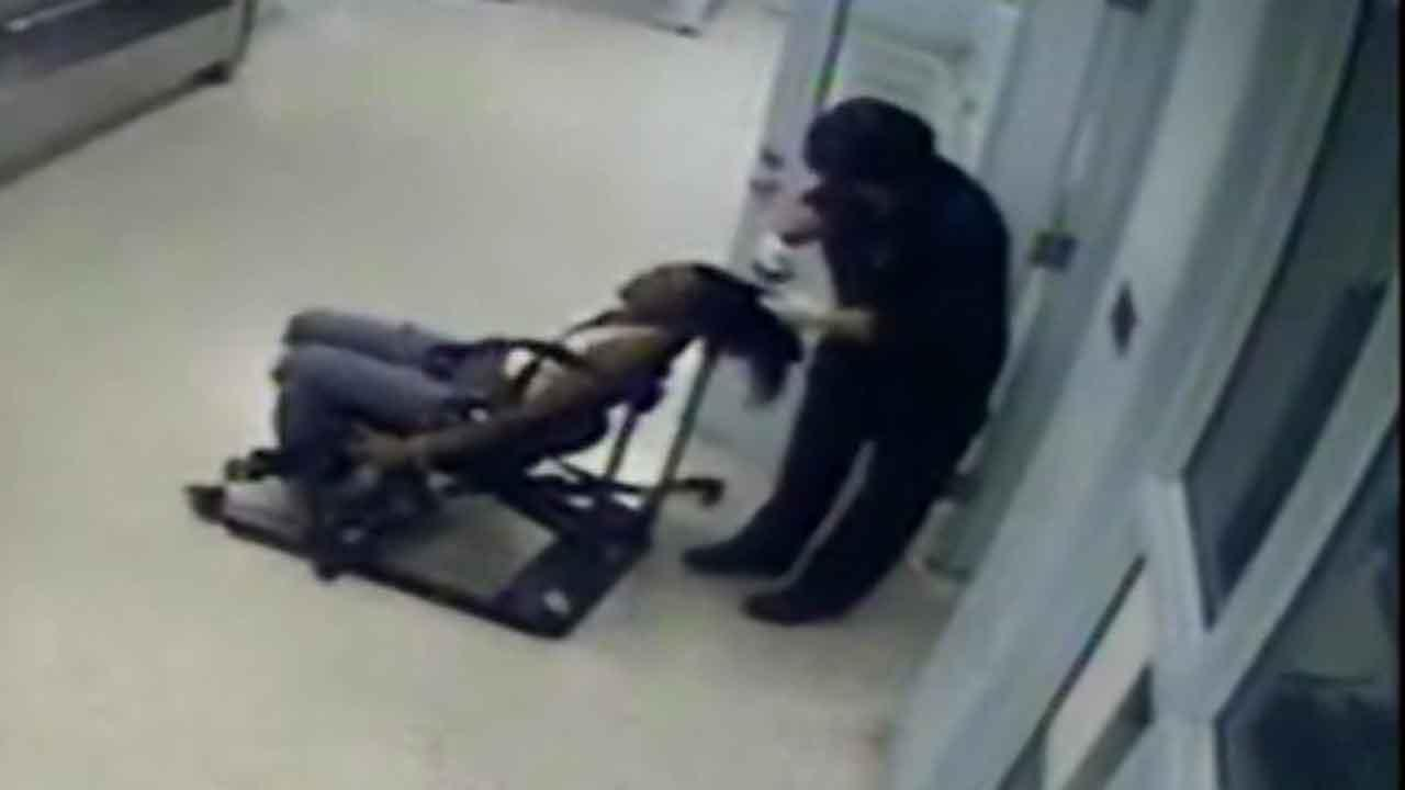 Cop loses job after cutting off woman's weave in jail