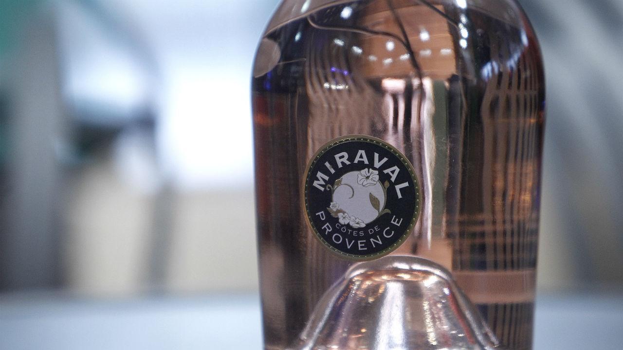 A bottle of Miramar 2013