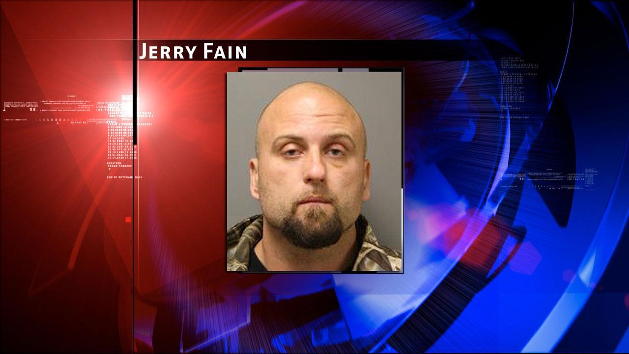 Jerry Fain