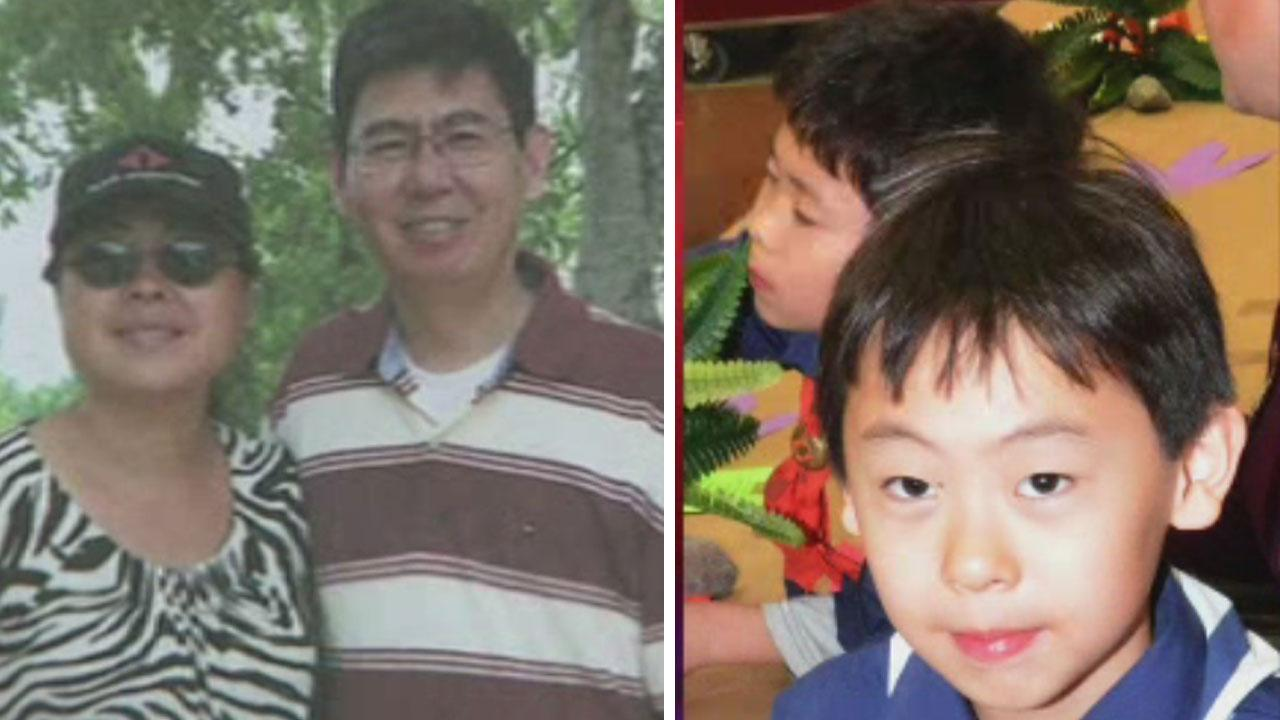 The Chinese community came together to show their outrage, and to look for answers in the deaths of two boys and their parents