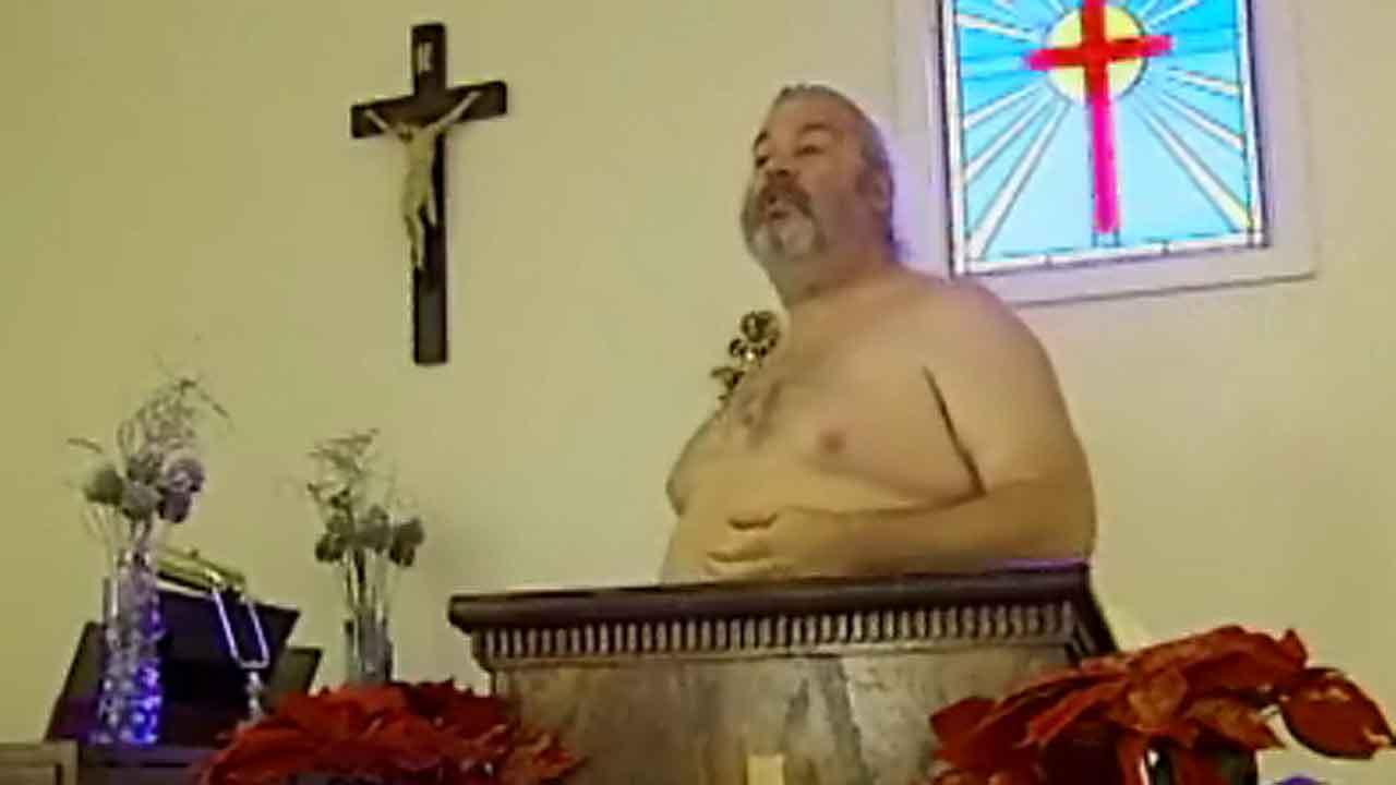 Worshipping in the nude: Nudist church opens up about beliefs