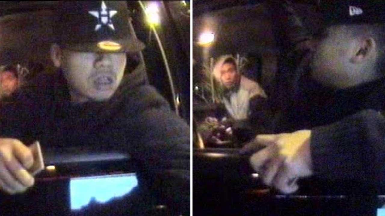 Carjacking suspects