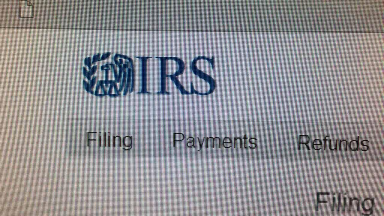 IRS warns of new phishing scam