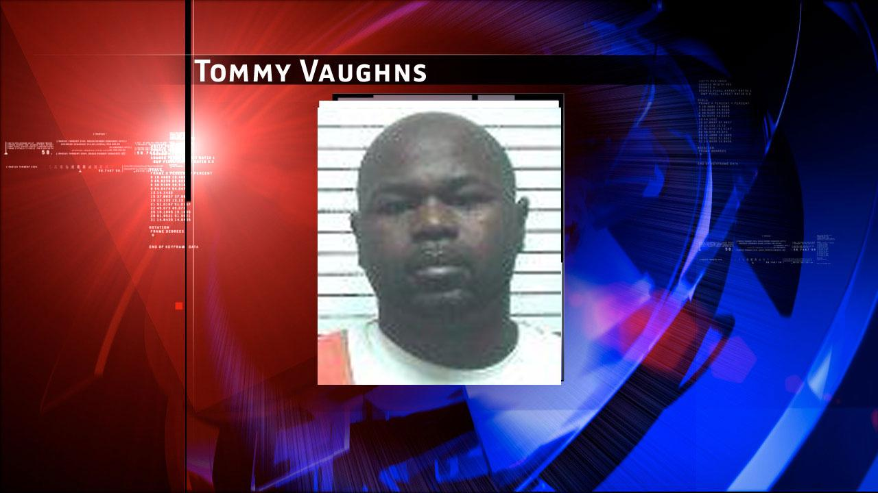 Tommy Vaughns