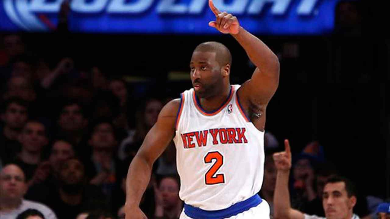 New York Knicks Raymond Felton