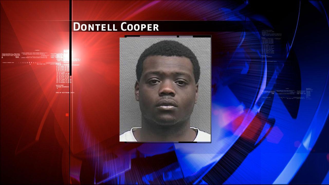 Dontell Cooper