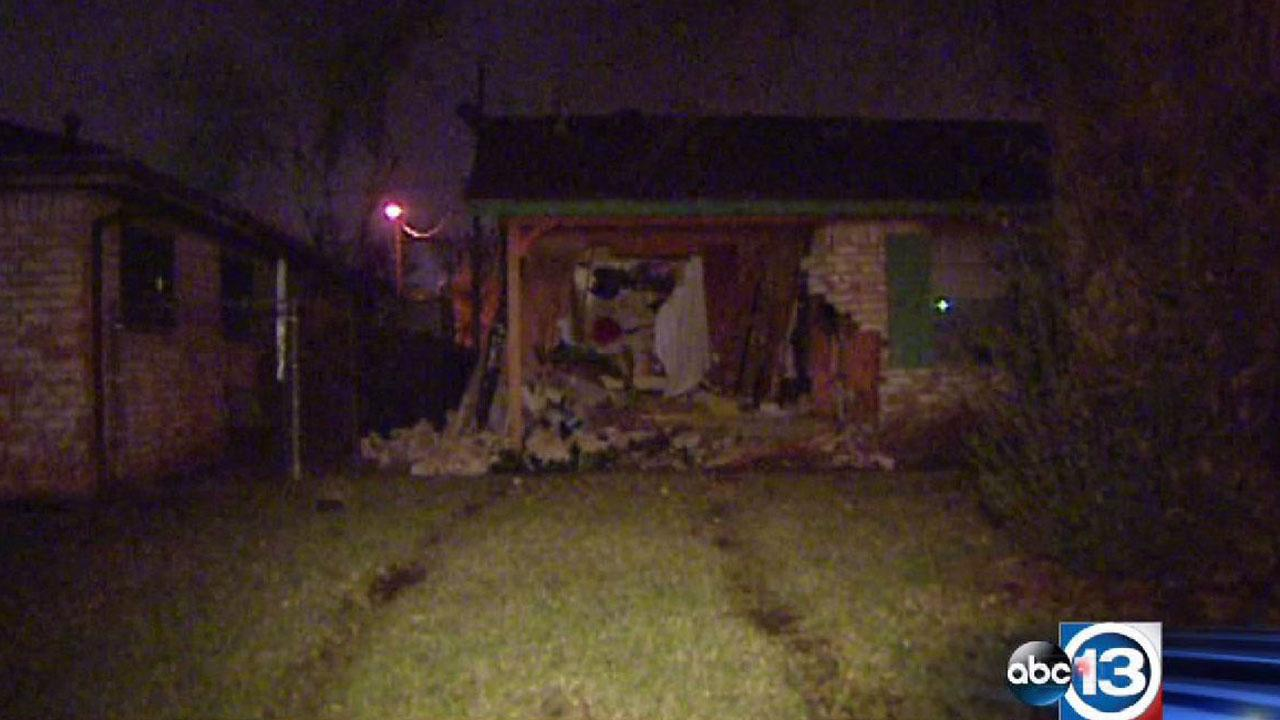 Southeast Houston crash
