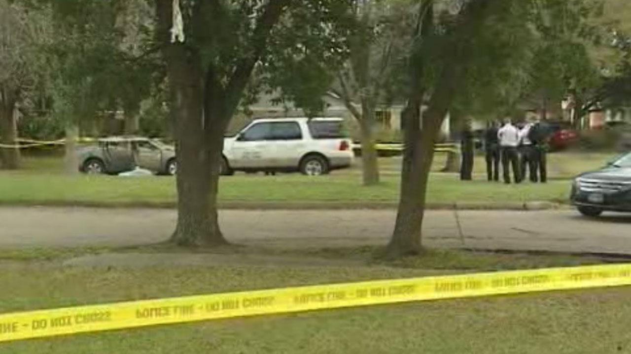 Deadly southeast Houston shooting