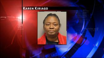 Karen Kiriago, 49, is charged with murder