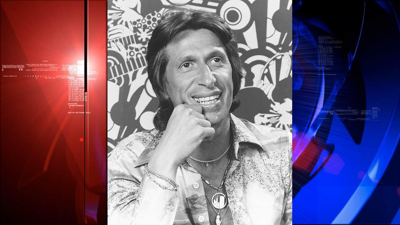 Comedian David Brenner shown July 13,1977. (AP Photo)